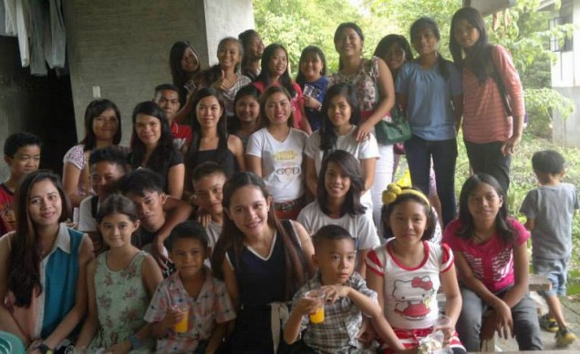 """FCM Sponsored children say """"Thank You"""" to donors"""